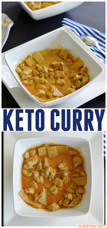 Keto Curry