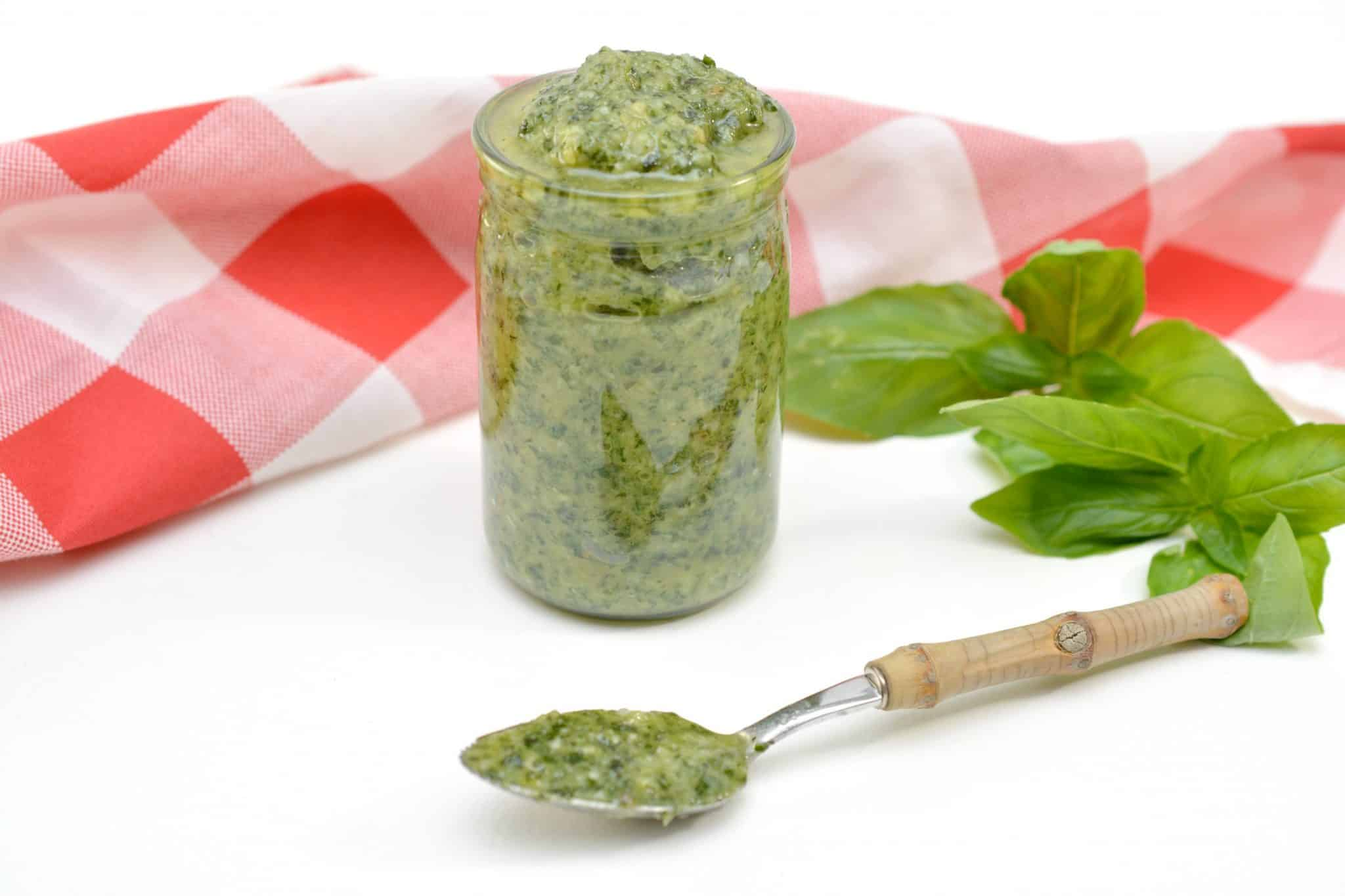 keto pesto recipe