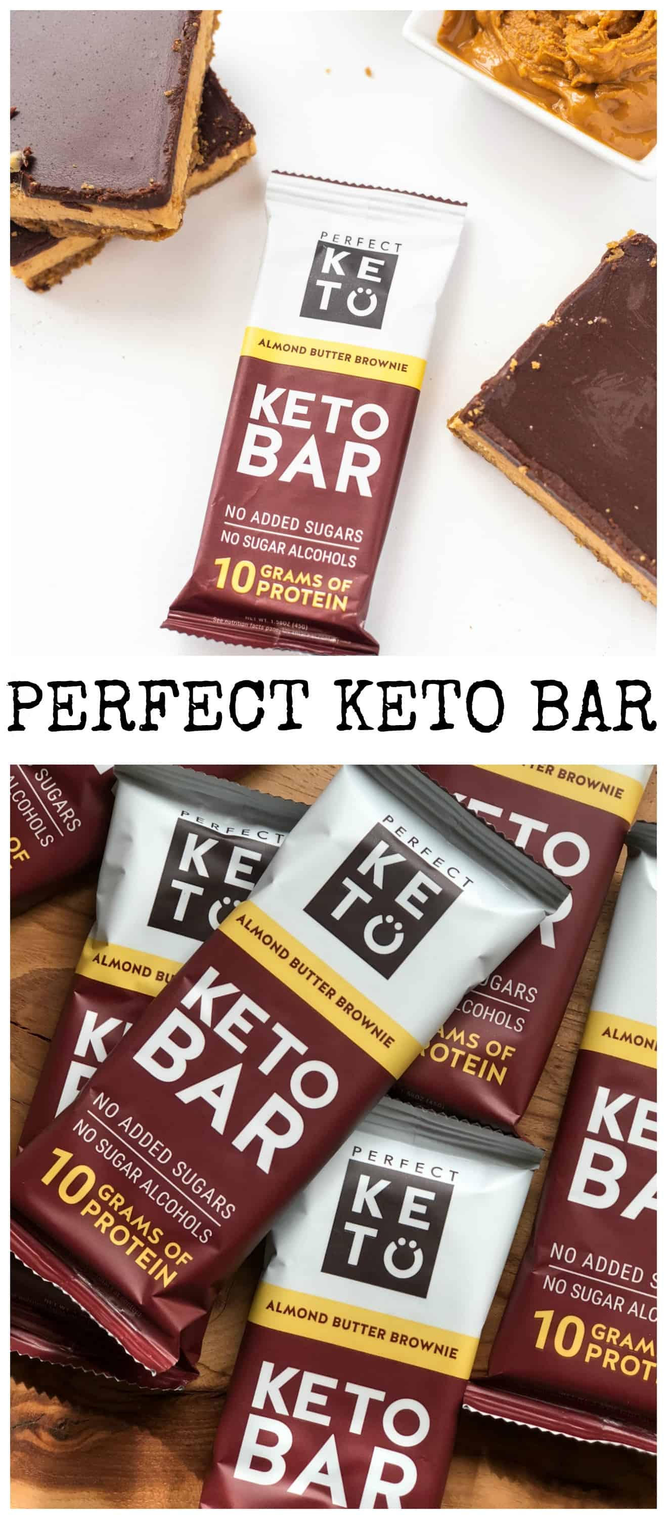perfect keto bar snack