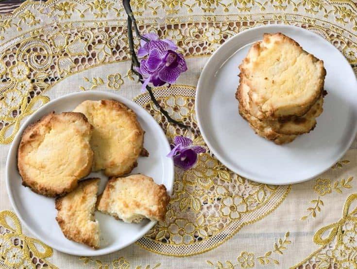 Keto Cream Cheese Cookies   Keto Cookie Recipe