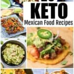 Keto Mexican Food